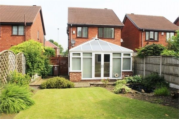 3 bed detached house for sale in Millfields, Eccleston, St Helens, Merseyside