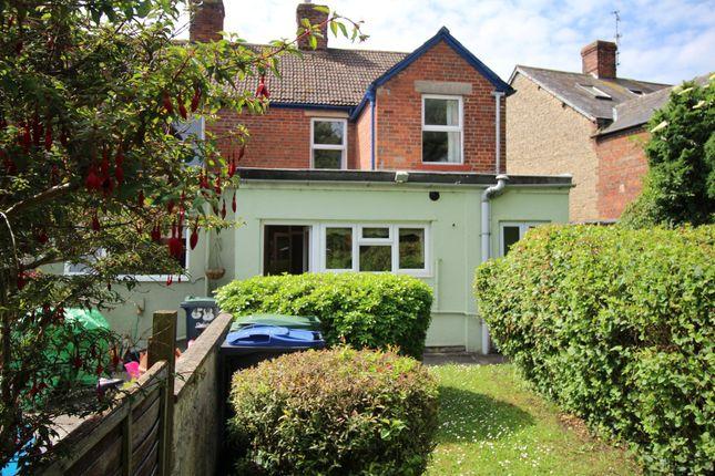 Thumbnail End terrace house for sale in Sheldon Road, Chippenham