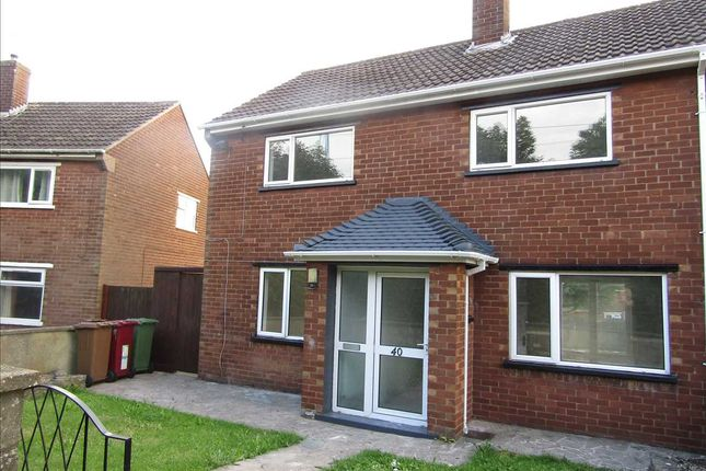 Thumbnail Semi-detached house to rent in Dragonby Road, Scunthorpe