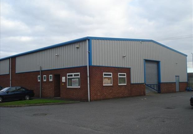 Thumbnail Light industrial to let in Unit 66 - Central Section, Deeside Industrial Park, Welsh Road, Zone 1, Deeside, Flintshire