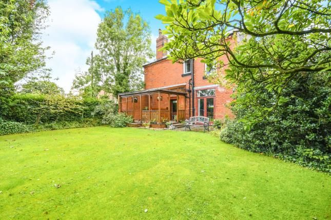 Garden of Winwick Lane, Lowton, Warrington, Greater Manchester WA3