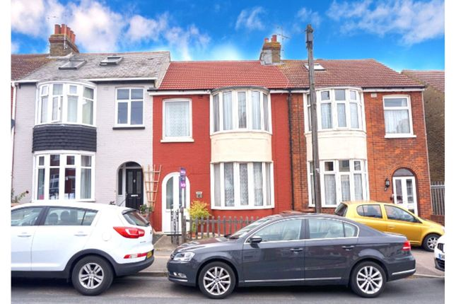 Thumbnail Terraced house for sale in Second Avenue, Gillingham