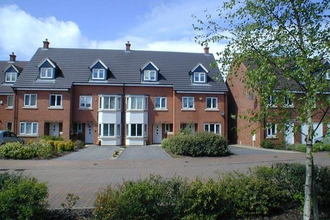 Thumbnail End terrace house to rent in Parsons Mews, Birmingham