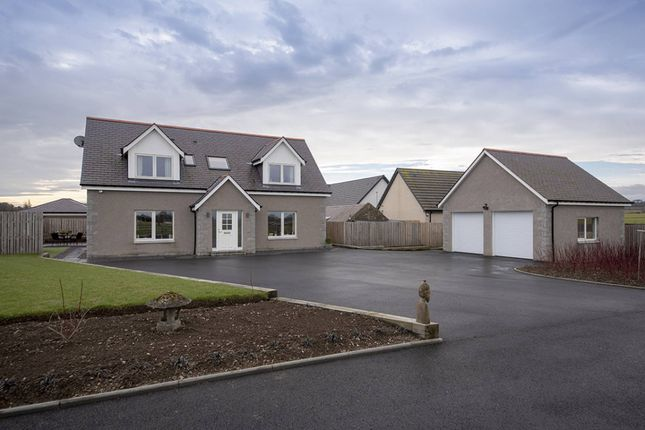Thumbnail Detached house for sale in The Pastures, Pettymuick, Udny Station, Aberdeenshire