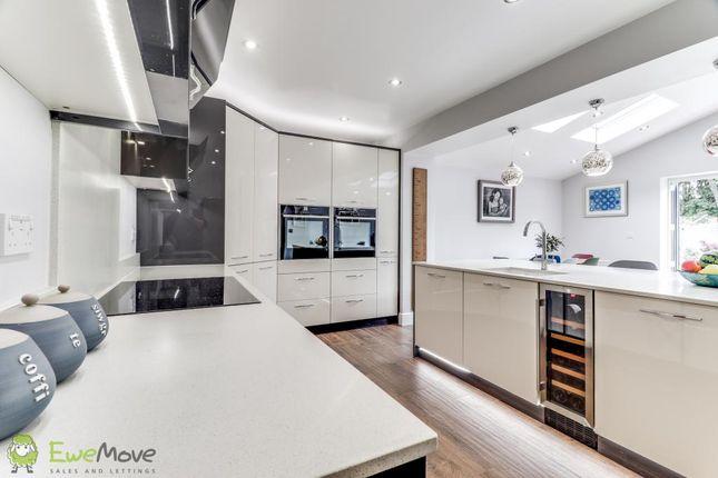 Pristine & Fashionable Kitchen