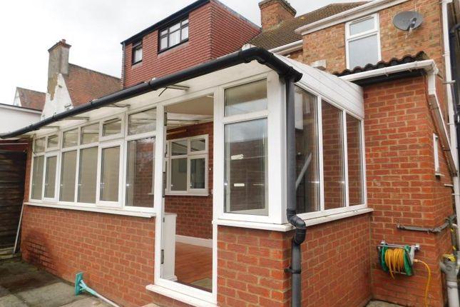 Thumbnail Semi-detached house for sale in Braemar Avenue, Wembley