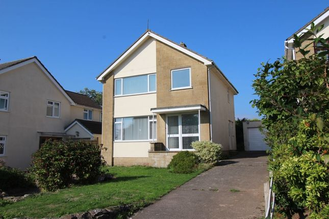 Thumbnail Detached house for sale in Cheslefield, Portishead, Bristol