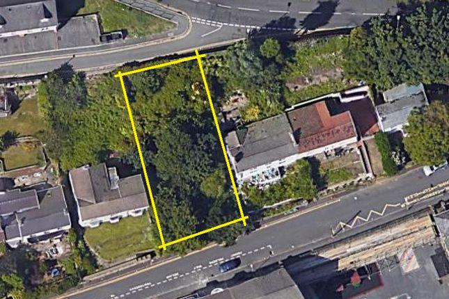 Plot Layout of Terrace Road, Swansea SA1