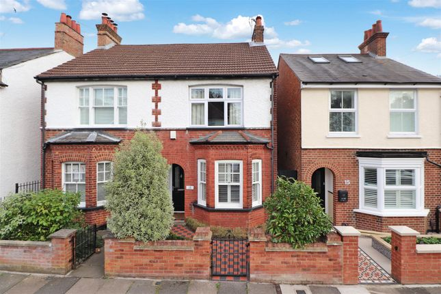 Thumbnail Semi-detached house for sale in St. Julians Road, St.Albans