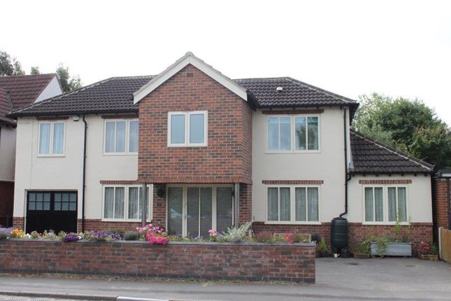 Thumbnail Detached house for sale in Wirksworth Road, Duffield, Belper, Derbyshire