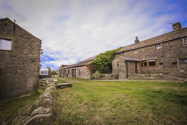 Thumbnail Farmhouse for sale in Off Cobb Lane, Kelbrook, Foulridge