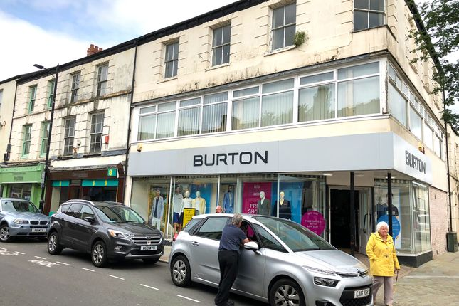 Retail premises to let in Canon Street, Aberdare