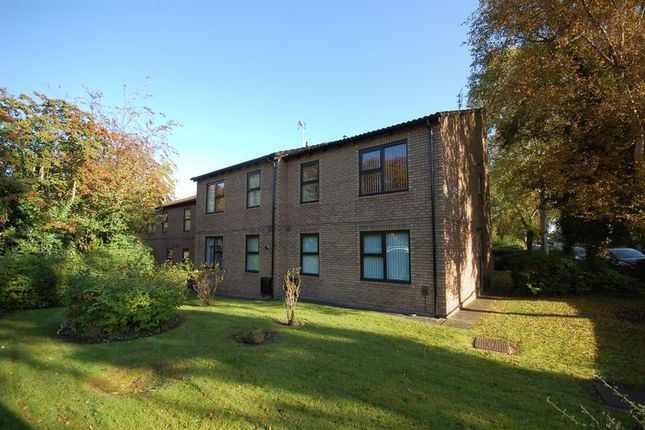 Thumbnail 1 bed flat for sale in Oriole House, Lyndhurst Road, Forest Hall, Newcastle Upon Tyne