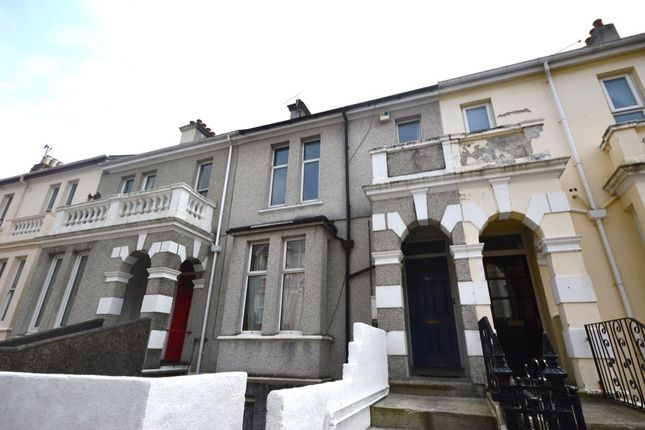 Thumbnail Flat to rent in Salisbury Road, Plymouth
