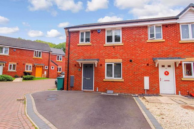3 bed terraced house for sale in Penmire Grove, Walsall WS4