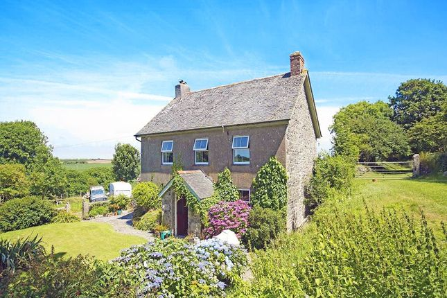 Thumbnail Detached house for sale in Manaccan, Helston, Cornwall