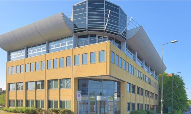 Thumbnail Office to let in Global House, High Street, Crawley, West Sussex