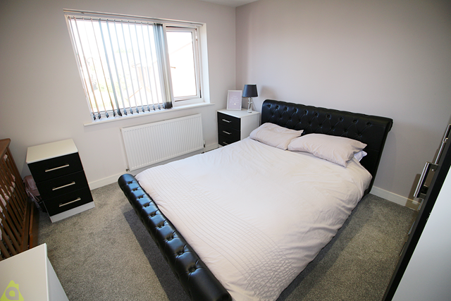 Master Bedroom of Collingwood Way, Westhoughton, Bolton BL5