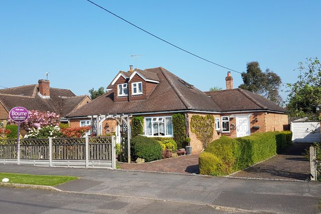 Thumbnail Detached bungalow for sale in Culls Road, Normandy, Guildford