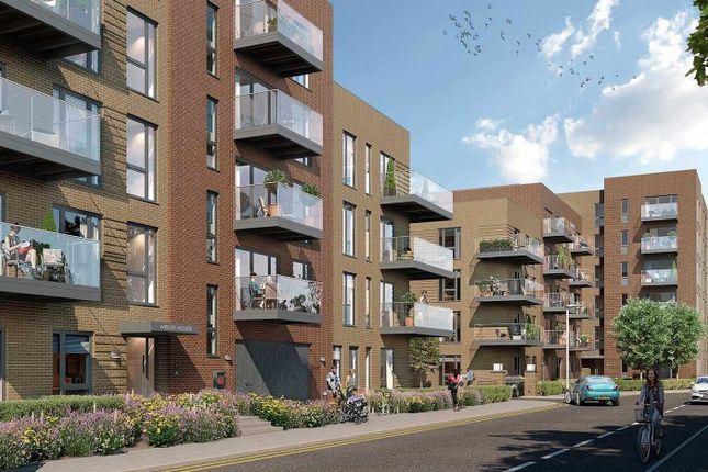 Thumbnail Flat to rent in Millar House, Station Road, Borehamwood
