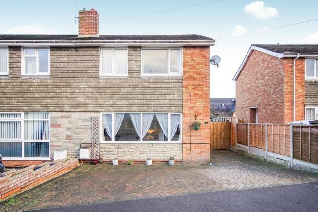 Semi-detached house in  Burgage Close  Chipping Sodbury  Bristol  South Gloucestershire B Bristol