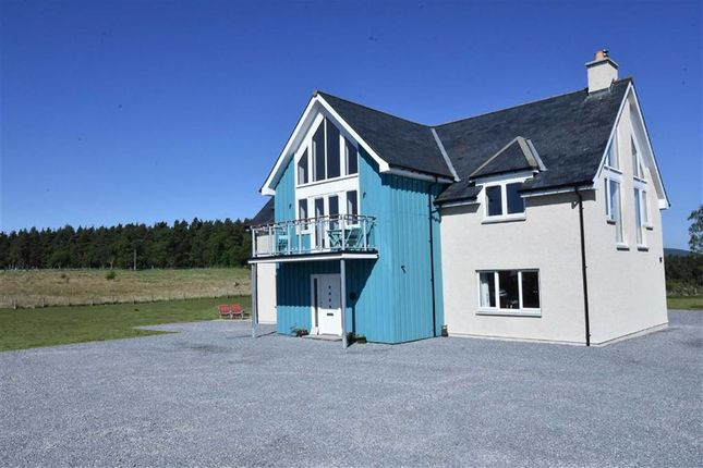 Thumbnail Detached house for sale in Cromdale, Grantown-On-Spey