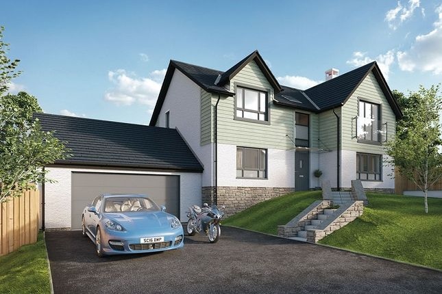 Thumbnail Detached house for sale in The Colhugh, Tuskers Point, Craig Yr Eos Avenue, Ogmore-By-Sea, Bridgend.