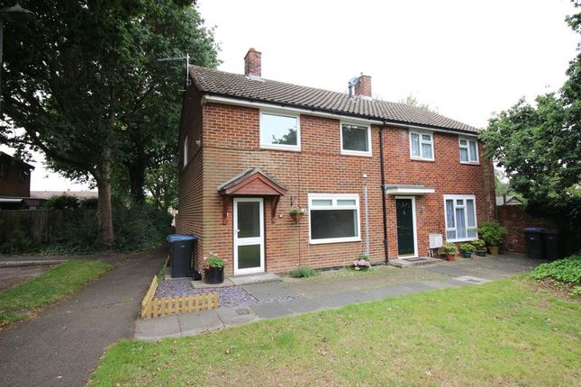 Thumbnail Semi-detached house for sale in Chapel Fields, Harlow