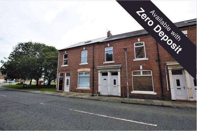 Thumbnail Flat to rent in Wellington Street, Blyth