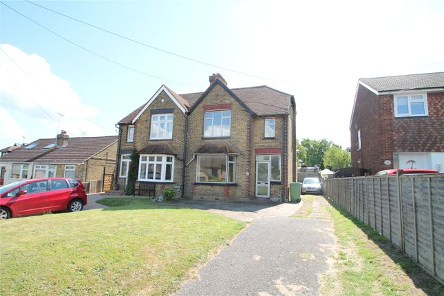 3 bed semi-detached house for sale in Oak Lane, Upchurch, Kent ME9