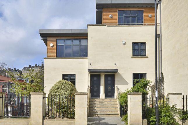 Thumbnail End terrace house for sale in 31 St Johns Road, Bathwick, Bath
