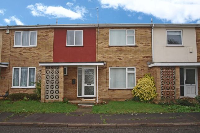 Thumbnail Terraced house to rent in Normanhurst Close, Lowestoft