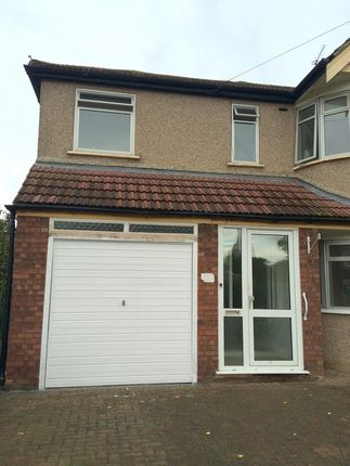 Thumbnail Semi-detached house to rent in Kings Road, South Harrow, Harrow