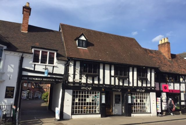 Thumbnail Restaurant/cafe to let in Meer Street, Stratford Upon Avon
