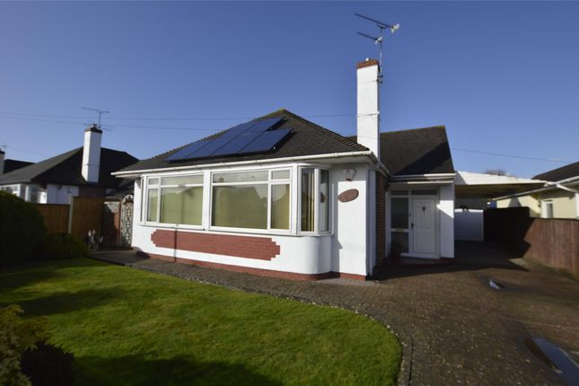 Thumbnail Detached bungalow for sale in Robel Avenue, Frampton Cotterell, Bristol