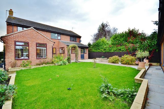 5 bed detached house for sale in New Road, East Hagbourne, Didcot