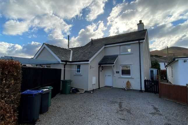 Thumbnail Detached bungalow for sale in Orchard End, Scotgate Bungalows, Braithwaite, Keswick, Cumbria