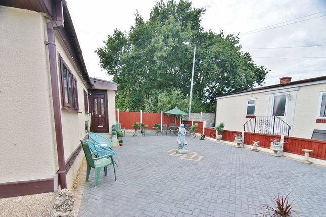 Exterior of Lynwood Park, Preston PR4