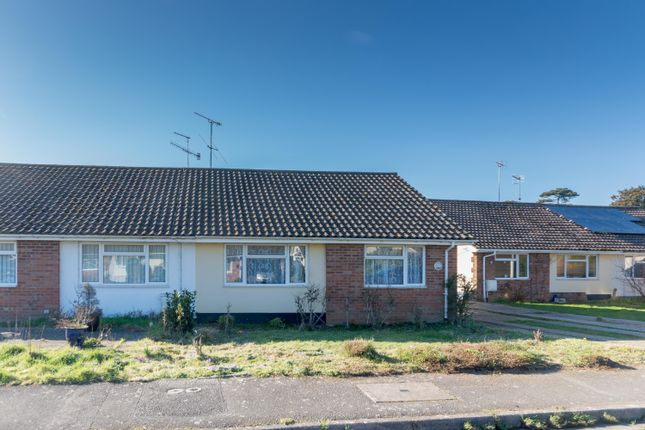 Thumbnail Bungalow to rent in Catherine Crescent, Downton, Salisbury