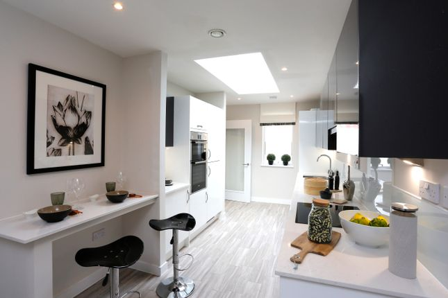 Thumbnail Semi-detached house for sale in Mark Twain Drive, Dollis Hill, London