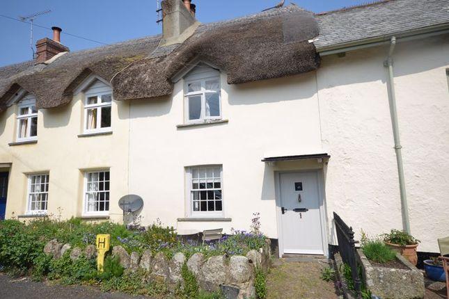 Thumbnail Cottage for sale in Drewsteignton, Exeter