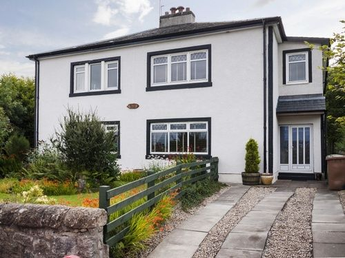 Thumbnail Semi-detached house to rent in Station House, Myrehead Road