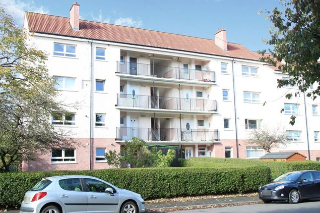 Thumbnail Flat for sale in 1/2, 39, Corlaich Avenue, Glasgow