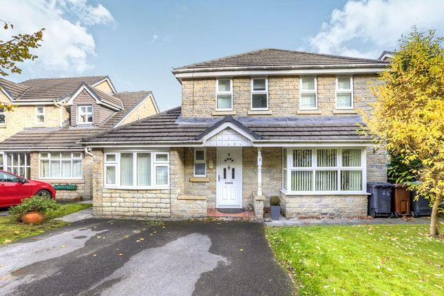 Thumbnail Detached house to rent in Woodlea Road, Glossop