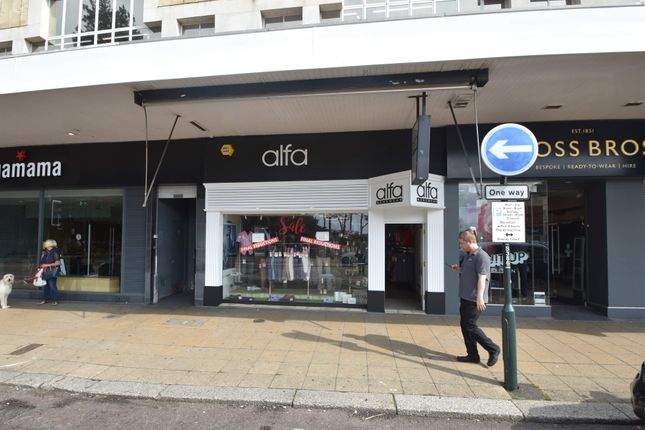 Thumbnail Retail premises to let in 33 Westover Road, Bournemouth