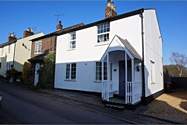 Thumbnail Detached house to rent in Folly Fields, St. Albans