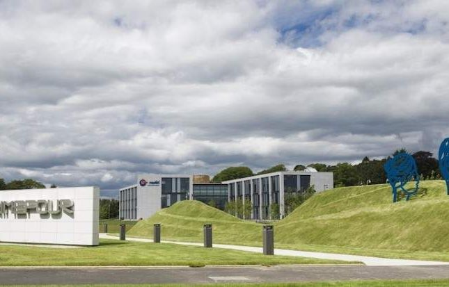 Office to let in Primefour Business Park, Kingswells