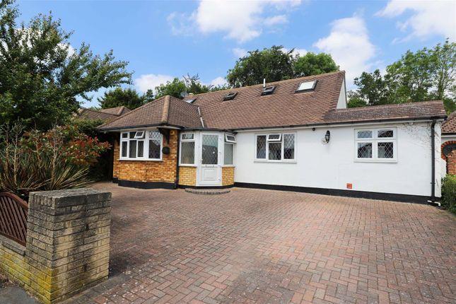 Thumbnail Detached bungalow for sale in Upper Road, Denham