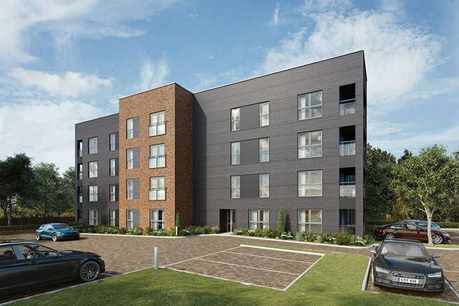 """Thumbnail Flat for sale in """"Lotus House"""" at Blythe Gate, Blythe Valley Park, Shirley, Solihull"""