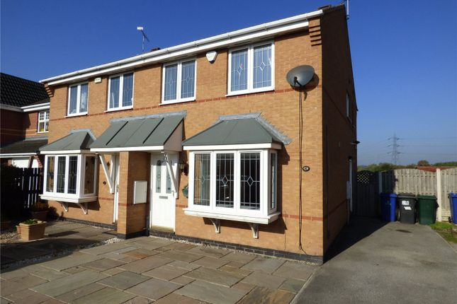 Thumbnail Semi-detached house to rent in Woodcock Way, Adwick-Le-Street, Doncaster